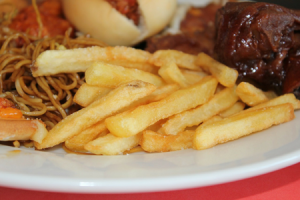 french-fries- Unhealthy food Prevent Heart Attack