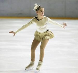 Individual Sport Figure Skater